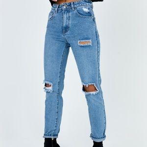 Hayden Knee Rip Jeans BNWT